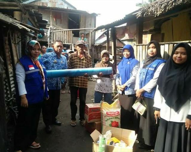 Dinas Sosial Selayar, Salurkan Bantuan Untuk Warga Miskin