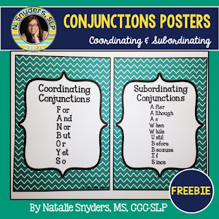 Free Conjunctions Posters