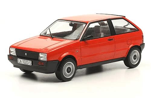 Seat ibiza MK1 coches inolvidables salvat