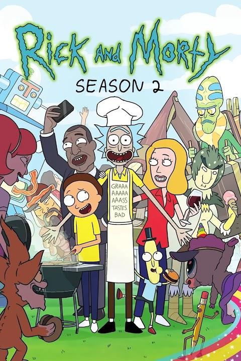 Rick y Morty - Temporada 2