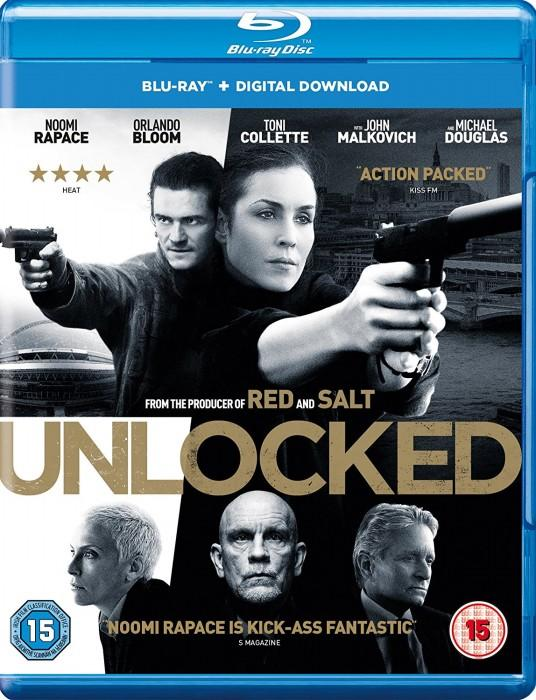 Action , Mystery , Adventure , Suspense , Michael Apted , Peter O'Brien , Movie , HD , 720p , 2017 , Unlocked
