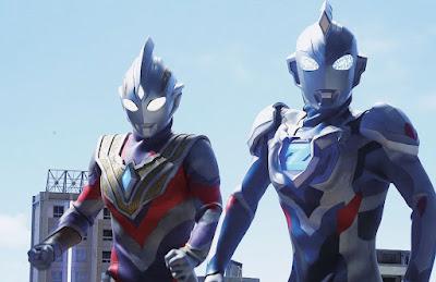 Ultraman Trigger Episode 07