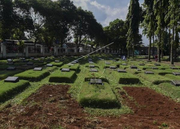 kasus makam fiktif DKI Jakarta