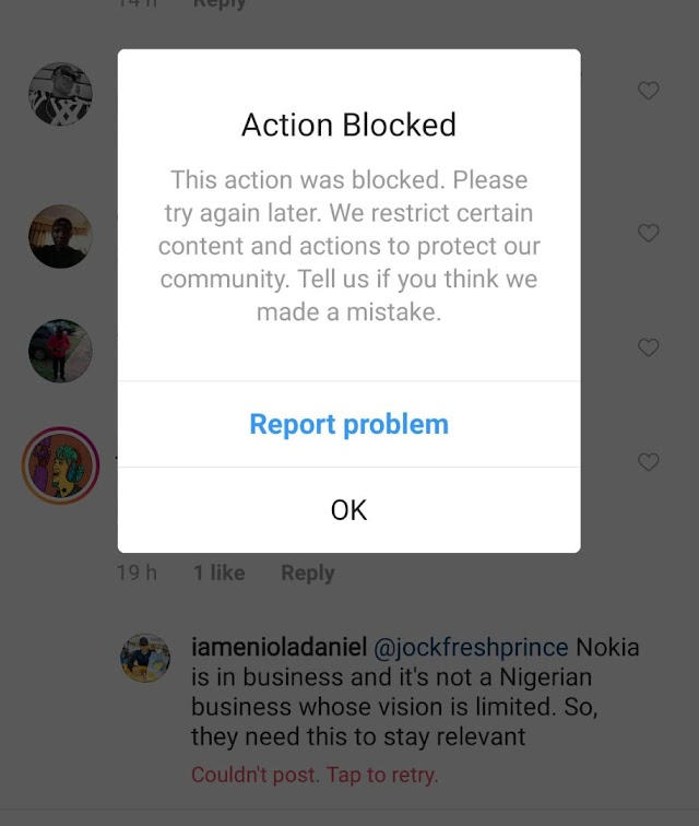 How to Fix 'Action Blocked' On Instagram  Talking Tech