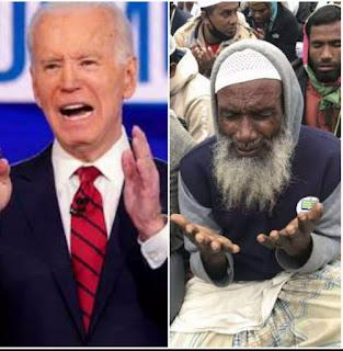 Alkawarinda Jeo Biden Yayiwa Musulman Amurka A Yayin Neman Zabe