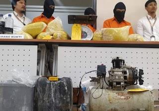 Bareskrim Polri Tangkap Produsen Mi Campur Boraks dan Formalin yang Beredar di Jabodetabek-Sukabumi