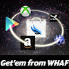 HOW TO CHANGE THE BALANCE WHAFF REWARDS TO GOOGLE PLAY GIFT CARDS