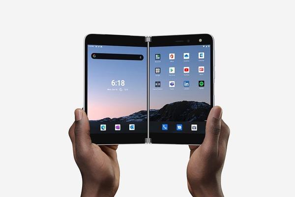 حصول هاتف Surface Duo 2 على المصادقة من FCC و معلومات جديدة عنه