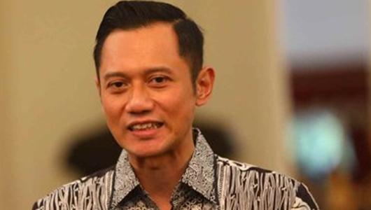 Wakil Ketua Umum Partai Demokrat Agus Harimurti Yudhoyono