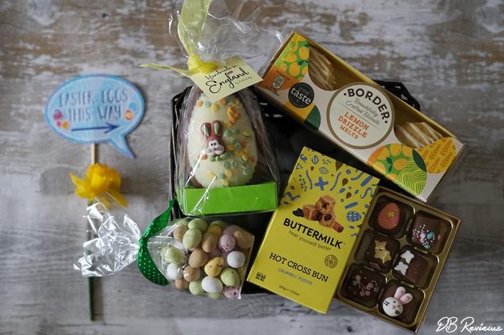Easter Basket Hamper from Buyagift