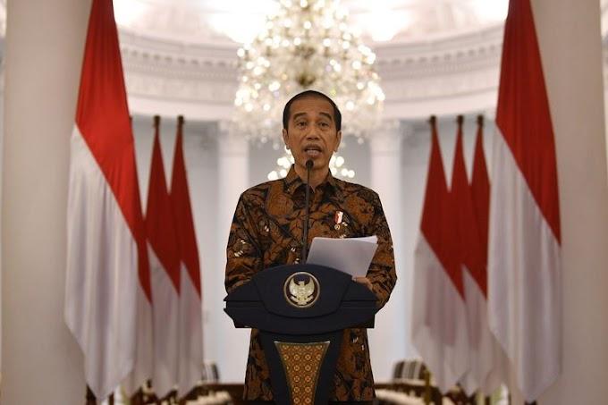 Presiden Jokowi Resmi Tiadakan UN Tahun 2020