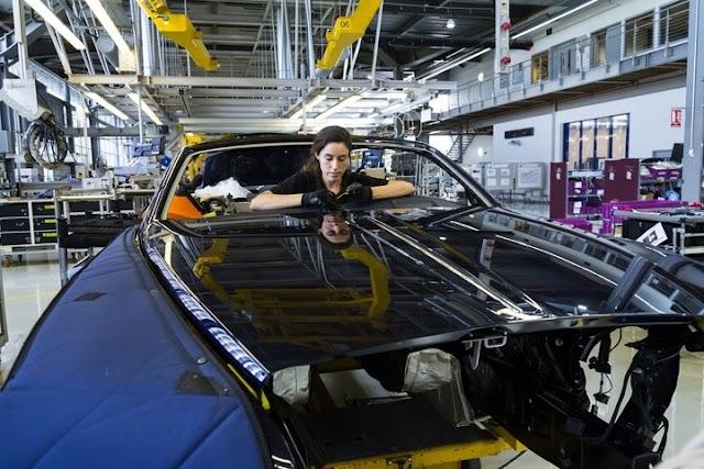 Nagy-Britanniában lényegében leállt az autógyártás áprilisban