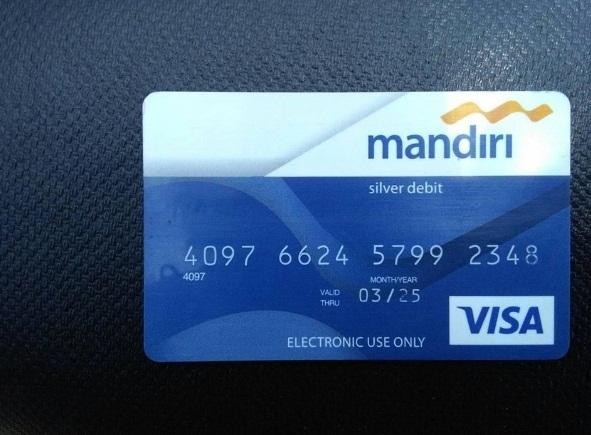 Cara Ambil Uang [TARIK TUNAI] di ATM Mandiri Terbaru 2019