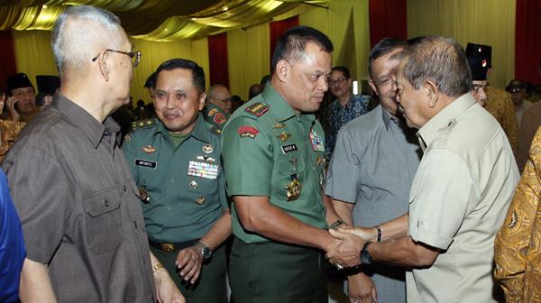 Video Jenderal Gatot Tak Segan Segan Akan Serbu Polisi Jadi Heboh, Ini Reaksi Menkopolhukam Wiranto