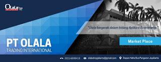 Lowongan kerja Jakarta Barat terbaru PT Olala Trading International 2018/2019