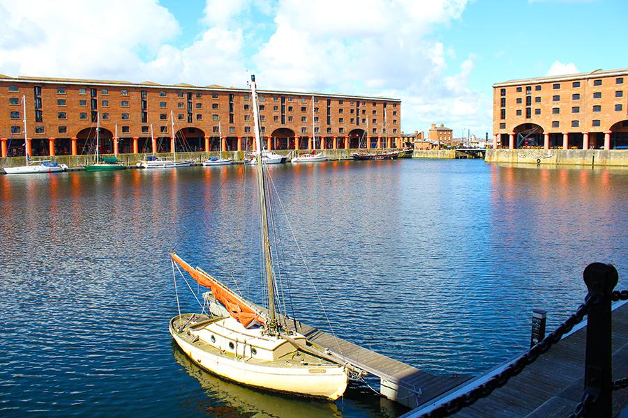 Brunch At Revolution Liverpool Albert Dock