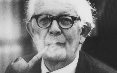 historia de Jean Piaget psicología ética epistemología
