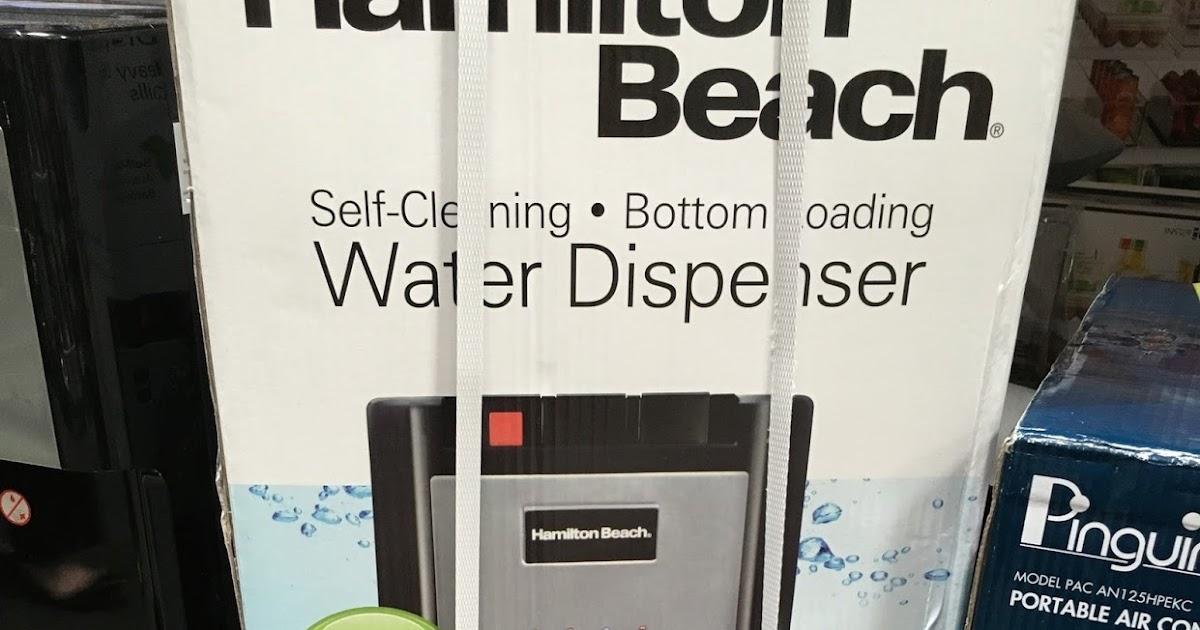 Hamilton Beach Bl 1 3 Water Dispenser Costco Weekender