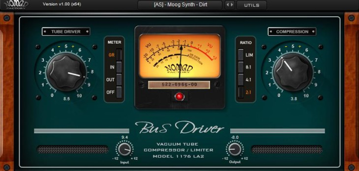 BusDriver by NomadFactory 1.0.4