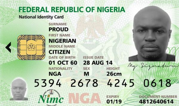 NIMC National ID Card Is Out - Check If Yours Is Ready and Available