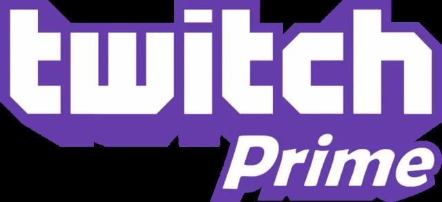 ما هو شعار Twitch Prime القديم