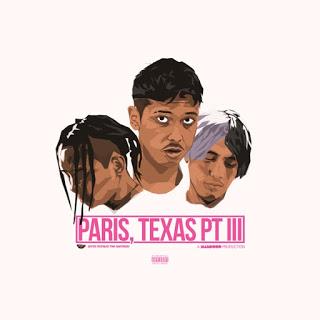 Naldooo, Suisei & Wicigo Shawty - Paris, Texas III (Single