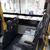 Ladrão quebra vidro de ônibus tentando furtar celular de passageira em SP