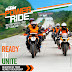 KTM announces the KTM Power Ride on Republic Day  26th January 2020.  Thousands of KTM owners to ride simultaneously in over 100+ cities