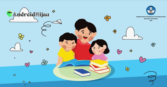 Modul Belajar Dari Rumah PAUD, Modul Pembelajaran Daring Untuk PAUD, Modul Pembelajaran Jarak Jauh tingkat PAUD, Modul PJJ Paud Lengkap