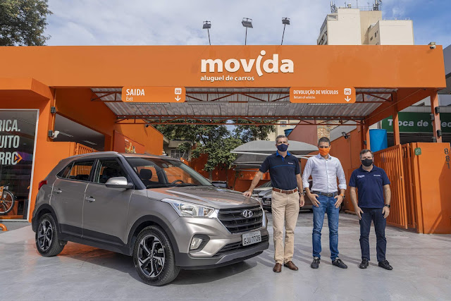 Hyundai Creta 2020 - Movida
