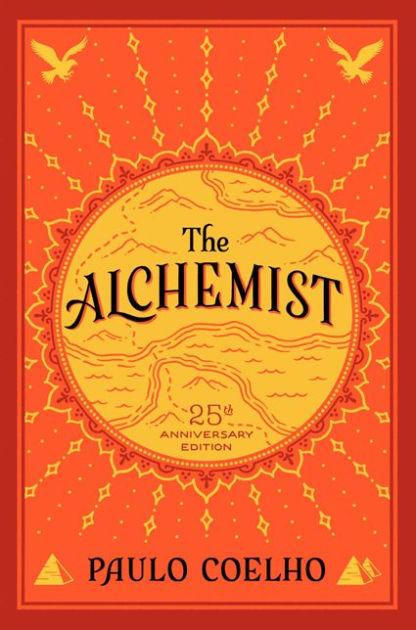 The Alchemist book pdf