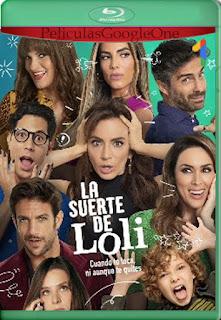 La Suerte de Loli Temporada 1 (2021) [1080p BRrip] [Latino] [LaPipiotaHD]