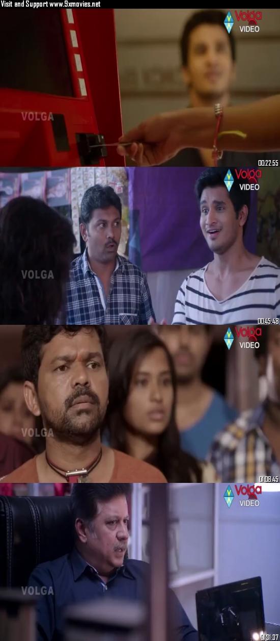Karthikeya 2014 Dual Audio Hindi 720p HDRip