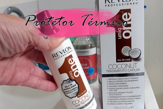 Revlon Uniq One Coconut Resenha