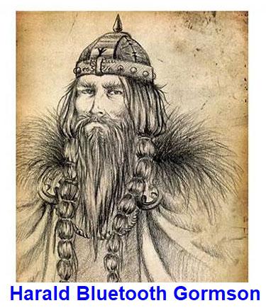 ملك الدنمارك bluetooth