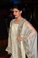 Samantha Ruth Prabhu cute in Lace Border Anarkali Dress with Koti at 64th Jio Filmfare Awards South ~  Exclusive 006.JPG