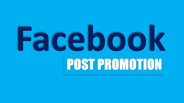 facebook organic promotion