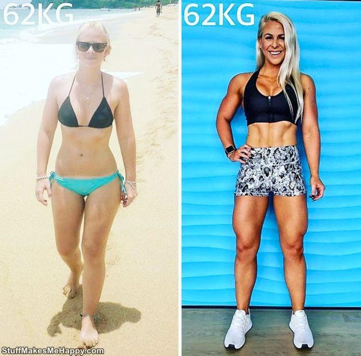 12. Transformation 62 KG