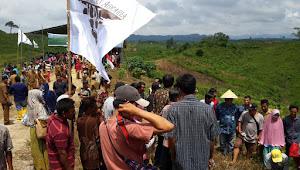 Kunjungi Petani di Tebo, Begini Pesan Staf Pesiden Soal Konflik Lahan