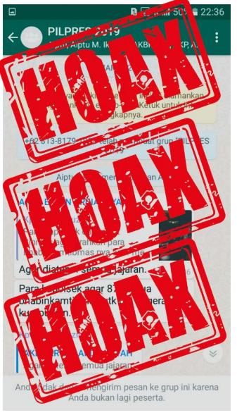 Kapolres Bima Kota Tepis Hoax Terkait Dirinya Poros Ntb