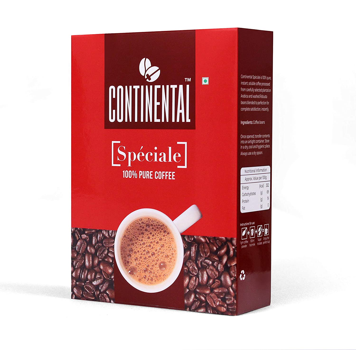 Continental Coffee  online