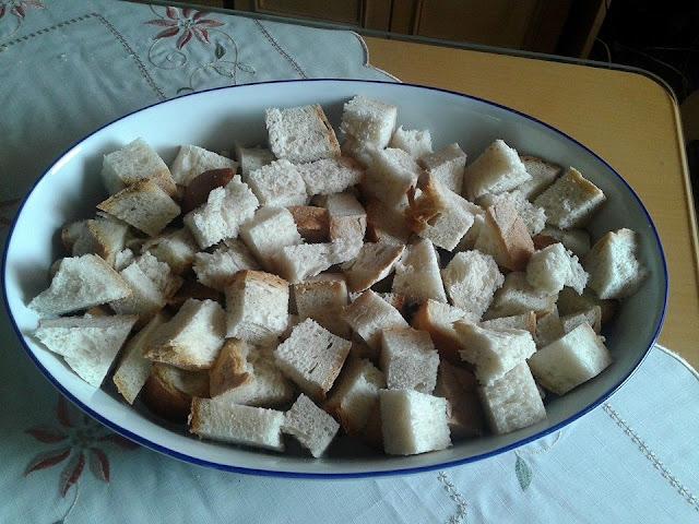 Μεταμορφωνοντας το μπαγιάτικο ψωμάκι σε φανταστικό σουφλέ