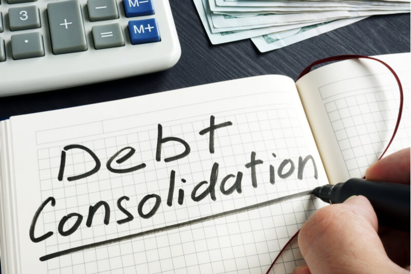 Image result for consolidate debt loans