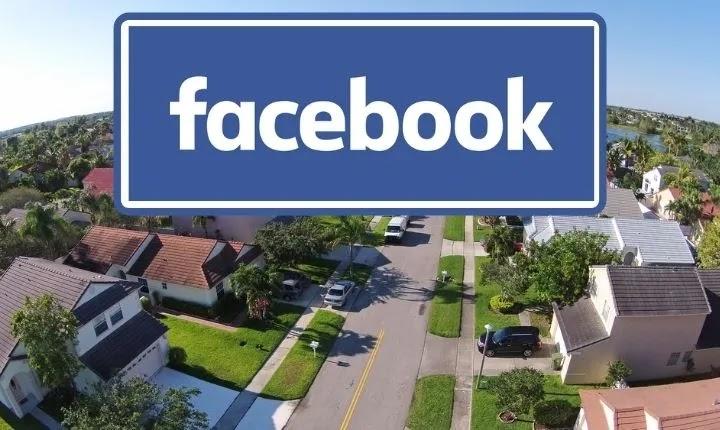 """Facebook prueba la función """"Neighborhoods"""""""