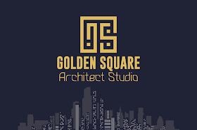 GOLDEN SQUARE BRAND IDENTITY / LOGO DESIGN