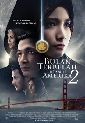 Bulan Terbelah Di Langit Amerika 2 Poster