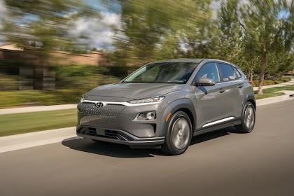 2021 Hyundai Kona Electric Review, Specs, Price