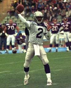 Today In Pro Football History 1999 Dameyune Craig Passes