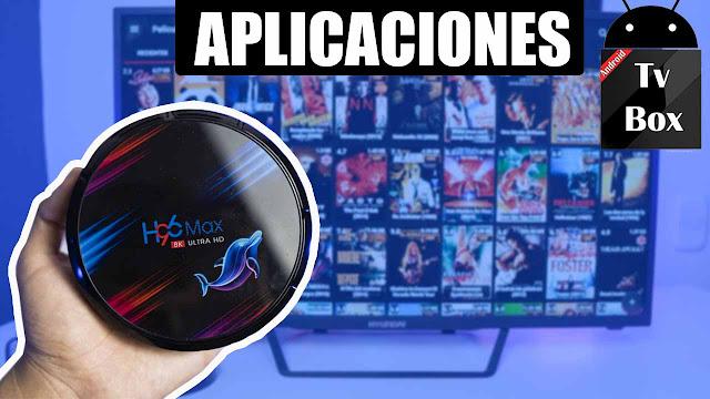 apps para tv box