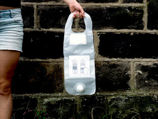 DEW, developed by Rorus, provide safe water supply to one person for a month.